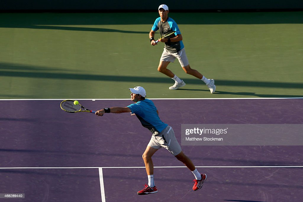 Miami Open Tennis - Day 10 : News Photo