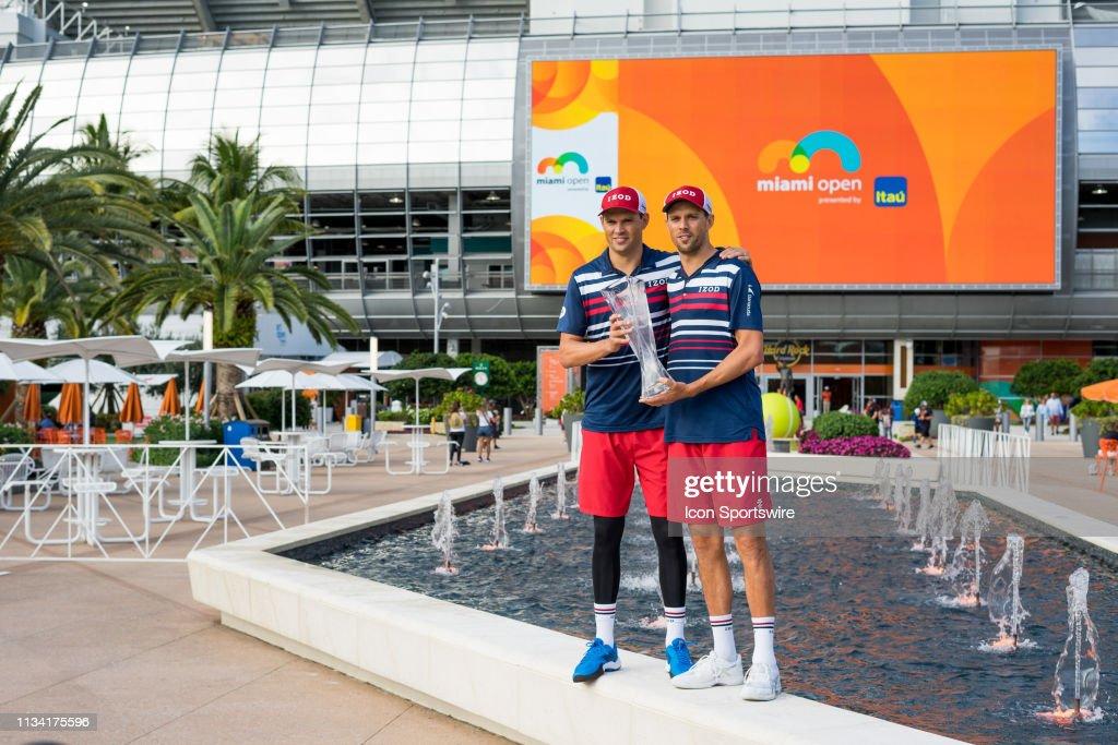 TENNIS: MAR 30 Miami Open : Fotografía de noticias