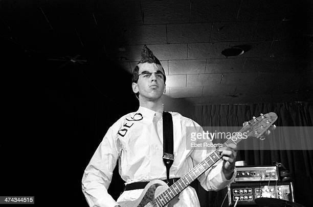 Bob Casale performing with DEVO at Max's Kansas City in New York City on November 141977