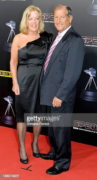 Bob Champion attends awards ceremony BBC Sports Personality of the Year 2011 at Media City UK on December 22 2011 in Salford England