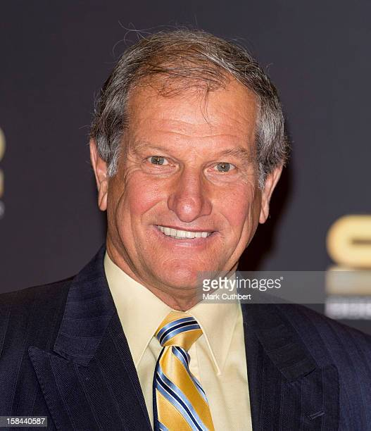 Bob Champion attends the BBC Sports Personality Of The Year Awards at ExCel on December 16 2012 in London England