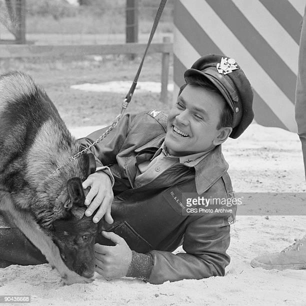 HEROES Bob Crane as Col Robert E Hogan in �The Late Inspector General� June 22
