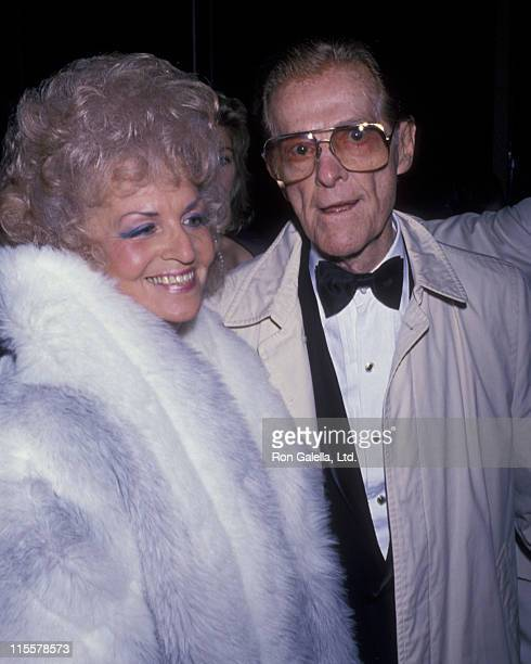 Bob Cummings attends Seventh Annual American Cinema Awards on January 27 1990 at the Beverly Wilshire Hotel in Beverly Hills California