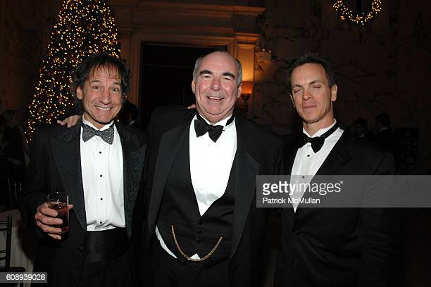 Bob Curiano Doran Mullen and Spencer Macleish attend GROSVENOR BALL Welcomes You To The HONORING of Dr HARRY RAFTOPOULOS AND AMELIA PROUNIS...