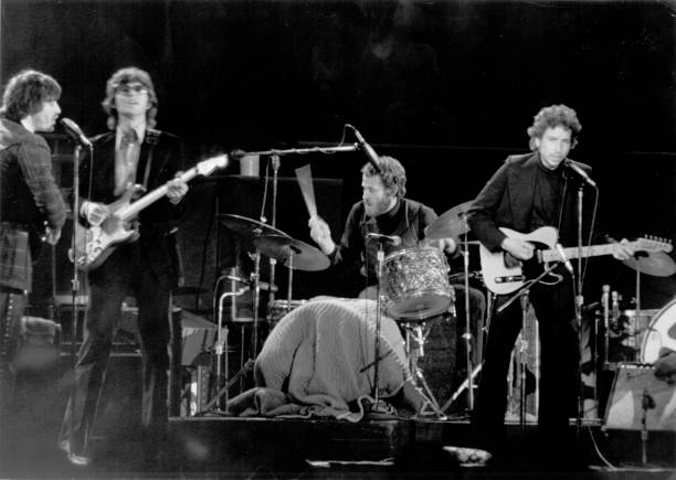Bob Dylan & 'The Band' Wall Art