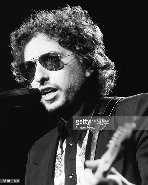 Bob Dylan circa 1974 in New York City