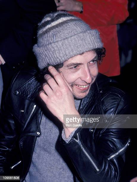 Bob Dylan during 22nd Annual GRAMMY Awards Warner Bros After Party at Chasen's Restaurant in Beverly Hills California United States