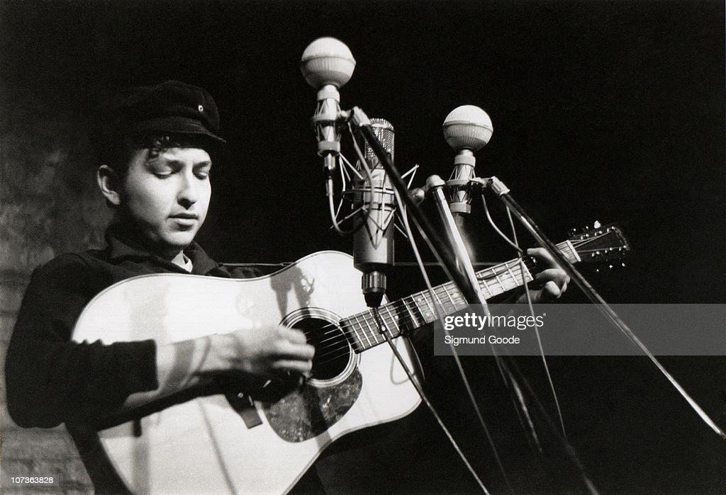 Dylan At The Bitter End : Nachrichtenfoto