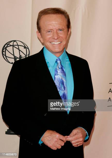 Bob Eubanks during 57th Annual Los Angeles Area Emmy Awards Arrivals Reception at Leonard H Goldenson Theatre in North Hollywood California United...