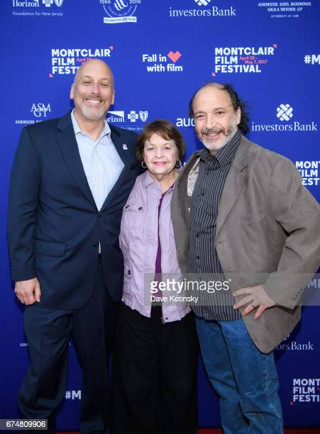 Bob Feinberg and Jerry Fried arrive at Montclair Film Festival 2017 Opening Night on April 28 2017 in Montclair New Jersey