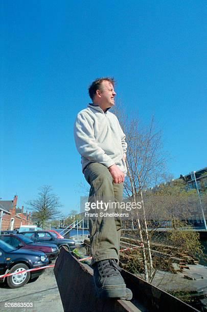 Bob Fosko poses on April 10th 2000 in Amsterdam, Netherlands.