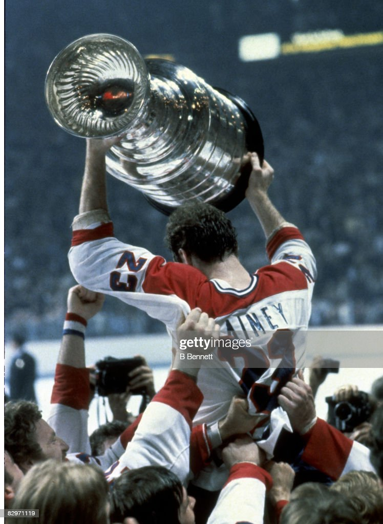 Stanley Cup Finals - Game 5: New York Rangers v Montreal Canadiens : News Photo