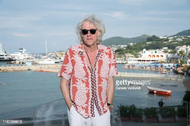Bob Geldof attends 2019 Ischia Global Film Music Fest on July 16 2019 in Ischia Italy