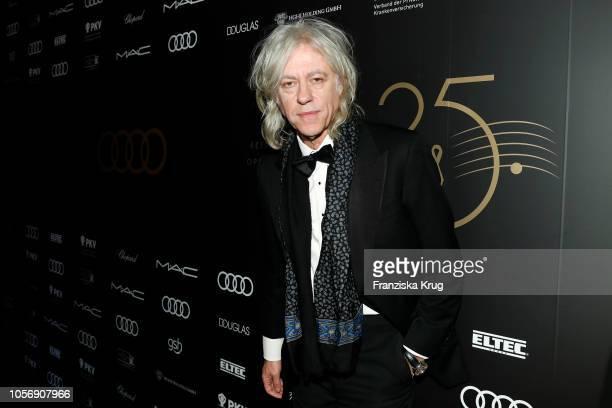 Bob Geldof attends the 25th Opera Gala at Deutsche Oper Berlin on November 3 2018 in Berlin Germany