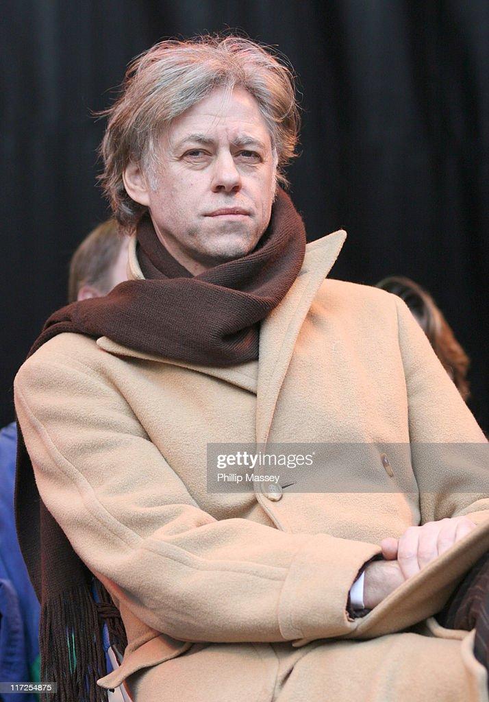 Bob Geldof and Ronnie Delany Recieve Honorary Freedom of Dublin