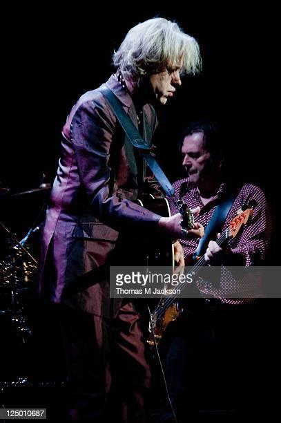 Bob Geldof performs on stage at The Sage on September 14 2011 in Gateshead United Kingdom