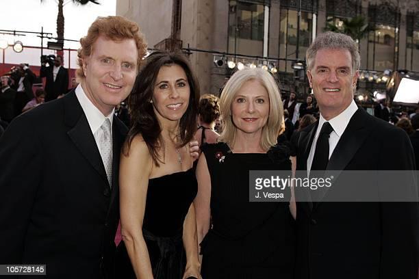 Bob Gersh of the Gersh Agency wife Linda and guests
