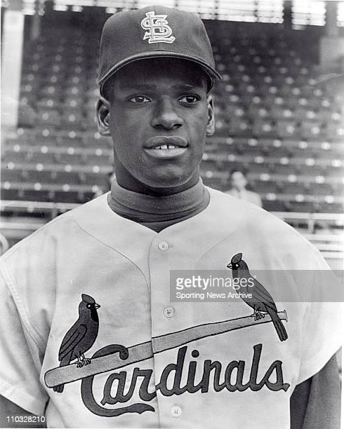 Bob Gibson Pitcher St Louis Cardinals