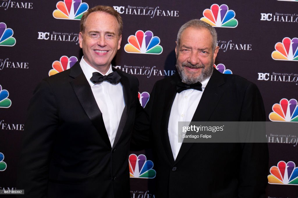 2017 Broadcasting & Cable Hall Of Fame 27th Anniversary Gala : News Photo