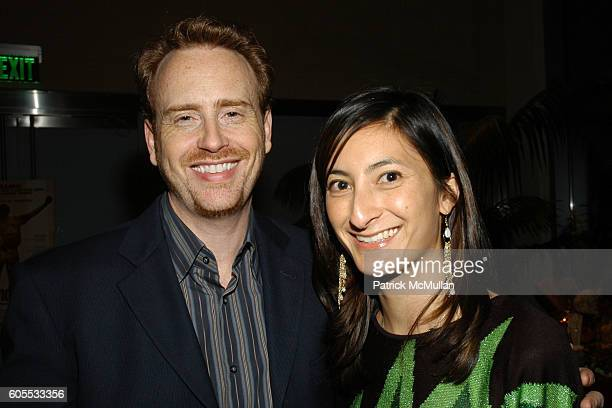 Bob Greenblatt and Jessica Sanders attend After Innocence West Coast Premiere at MGM Tower Theater on January 10 2006 in Los Angeles California