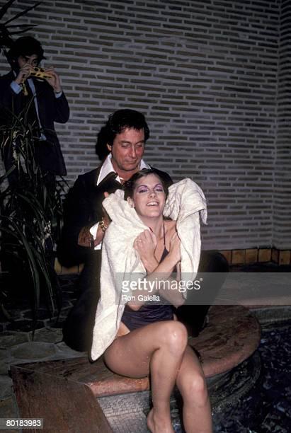 Bob Guccione and Danielle DeNeux