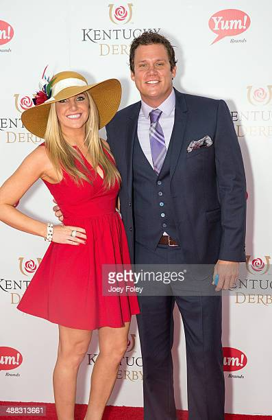 Bob Guiney attends the 140th Kentucky Derby at Churchill Downs on May 3 2014 in Louisville Kentucky