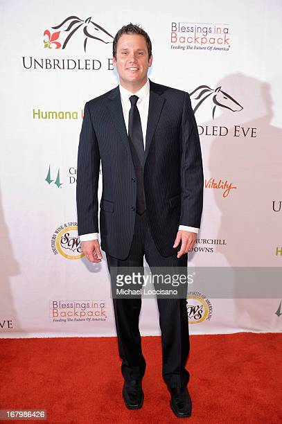 Bob Guiney attends the Unbridled Eve Gala for the 139th Kentucky Derby at The Galt House Hotel Suites' Grand Ballroom on May 3 2013 in Louisville...