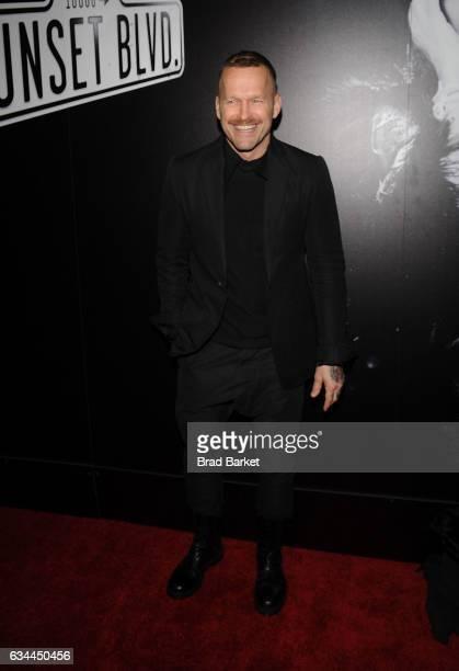 Bob Harper attends Andrew Lloyd Webber's SUNSET BOULEVARD Opens On Broadway Starring Glenn Close on February 9 2017 in New York City