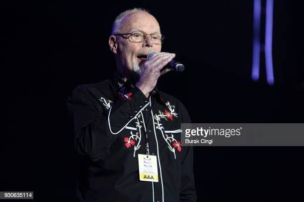 Bob Harris hosts day 3 of C2C Country to Country festival at The O2 Arena on March 11 2018 in London England