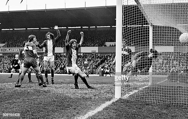 Bob Hatton has scored the winning goal for Birmingham City during their FA Cup 6th Round match against Middlesbrough at St Andrews in Birmingham 8th...