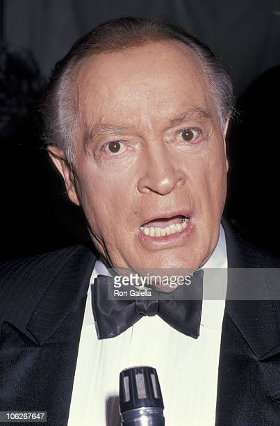 Bob Hope during 5th Annual Academy of Television & Radio Awards at 20th Century Fox Studios in Los Angeles, California, United States.