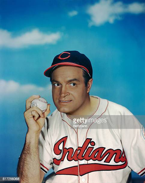 Bob Hope was at one time a part owner in the Cleveland Indians baseball team.