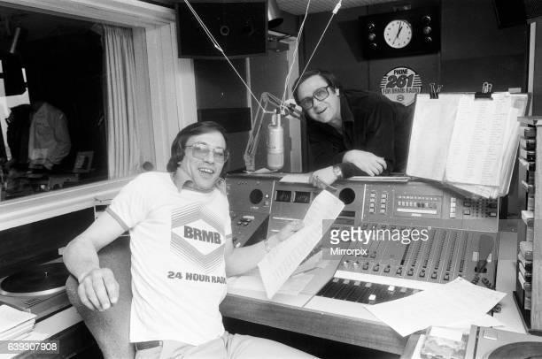 Bob Hopton BRMB Radio Programme Controller 17th April 1980