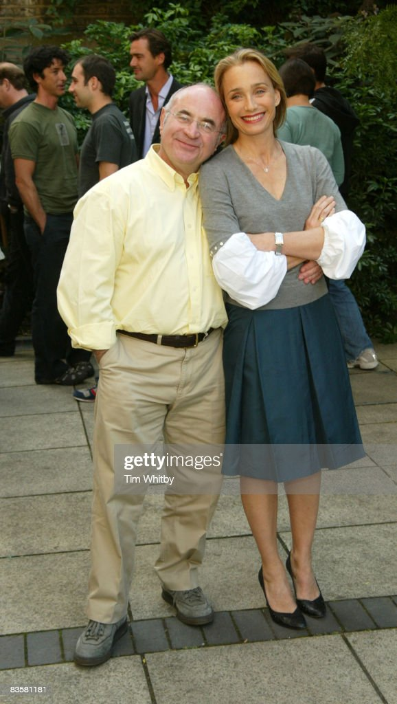 Bob Hoskins and Kristin Scott Thomas