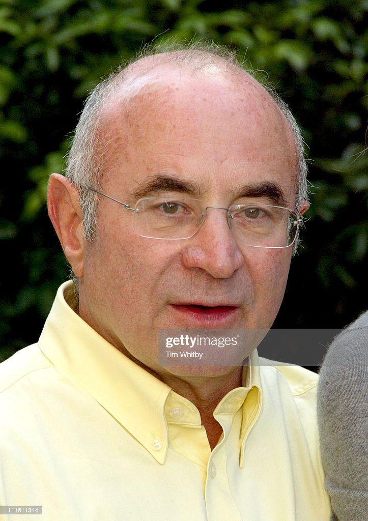 Bob Hoskins during 'As You Desire Me' - Photocall at The Playhouse in London, Great Britain.