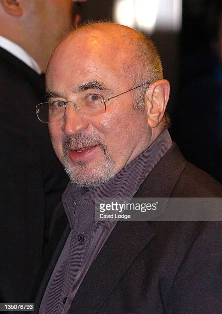 Bob Hoskins during The Times BFI London Film Festival 'Hollywoodland' Premiere at Odeon West End in London Great Britain