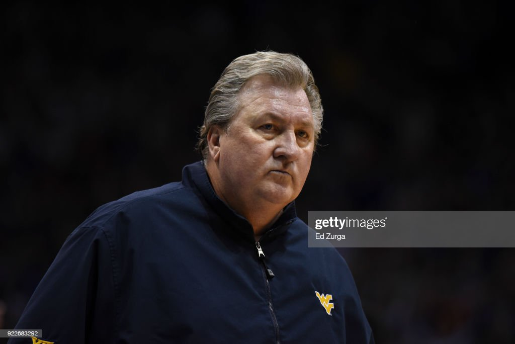 West Virginia v Kansas : News Photo