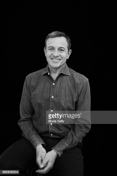 CEO Bob Iger photographed for Variety on January 31 in Los Angeles California