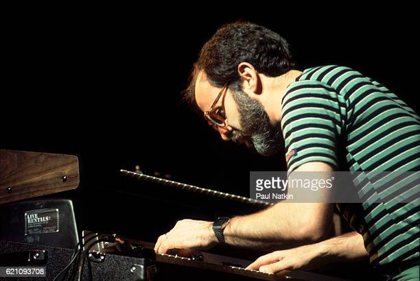 Bob James at the Aire Crown Theater in Chicago Illinois May 2 1981