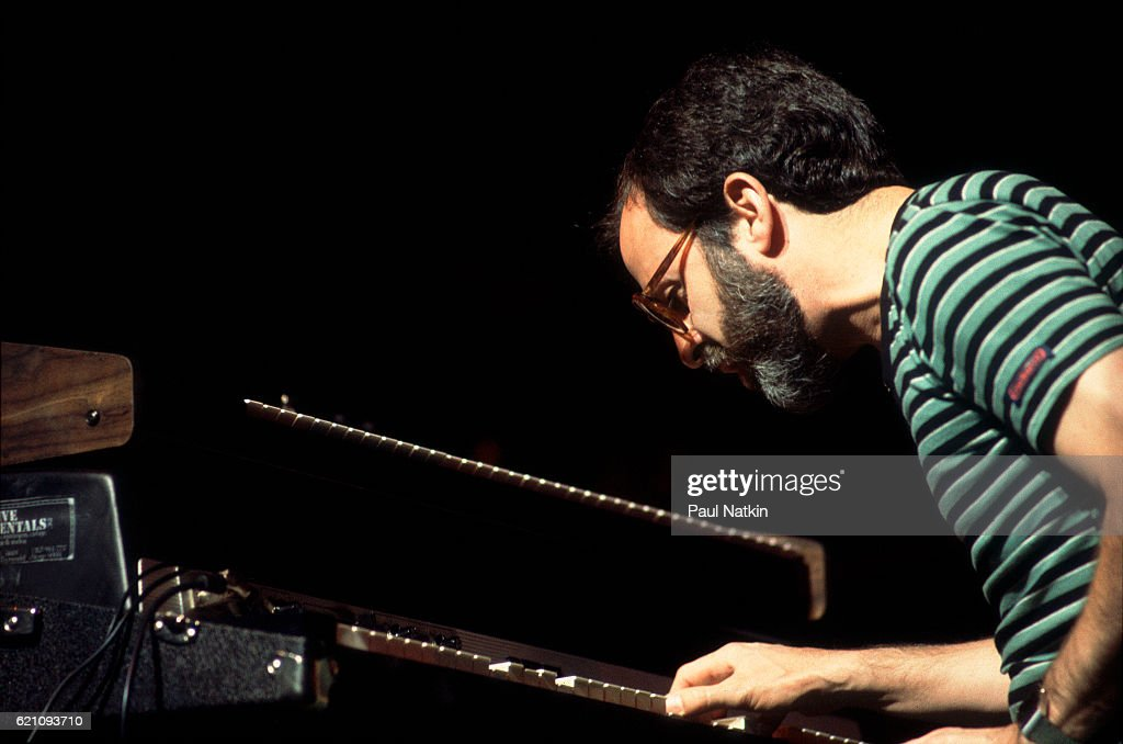 Bob James at the Aire Crown Theater in Chicago, Illinois, May 2, 1981.