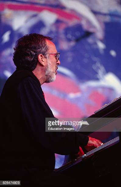Bob James Plays Piano With Fourplay At The Monterey Jazz Festival California