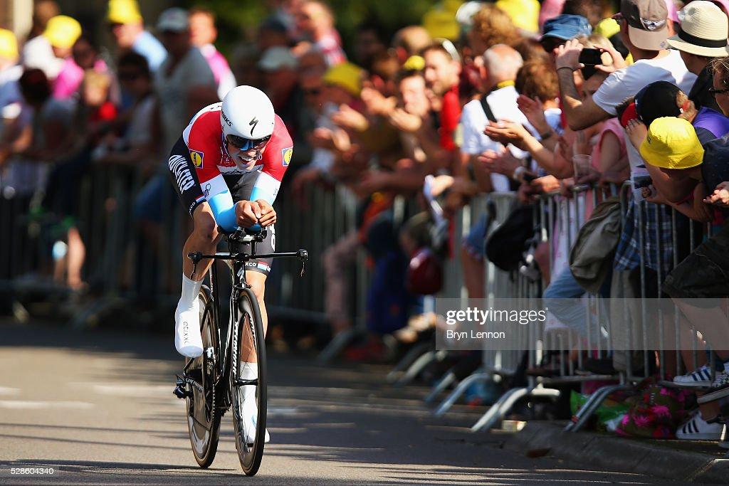 2016 Giro d'Italia - Stage One