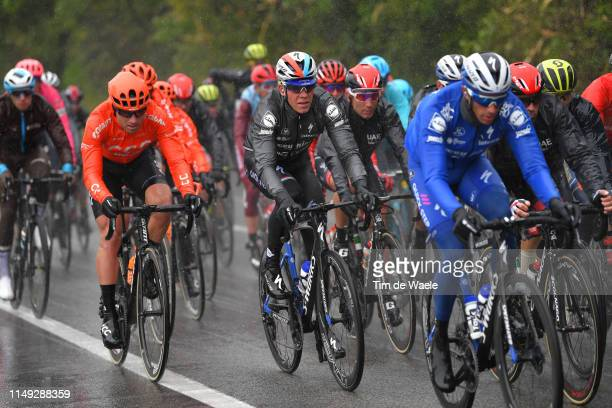 Bob Jungels of Luxembourg and Team Deceuninck - Quick-Step / during the 102nd Giro d'Italia 2019, Stage 5 a 140km stage from Frascati to Terracina /...