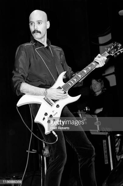 Bob Kulick performing with Balance at The Savoy in New York City on December 5 1981