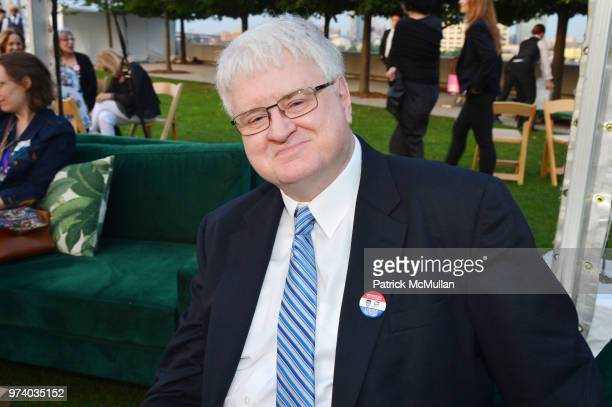 Bob Lanning attends the Franklin D Roosevelt Four Freedoms Park's gala honoring Founder Ambassador William J Vanden Heuvel at Franklin D Roosevelt...
