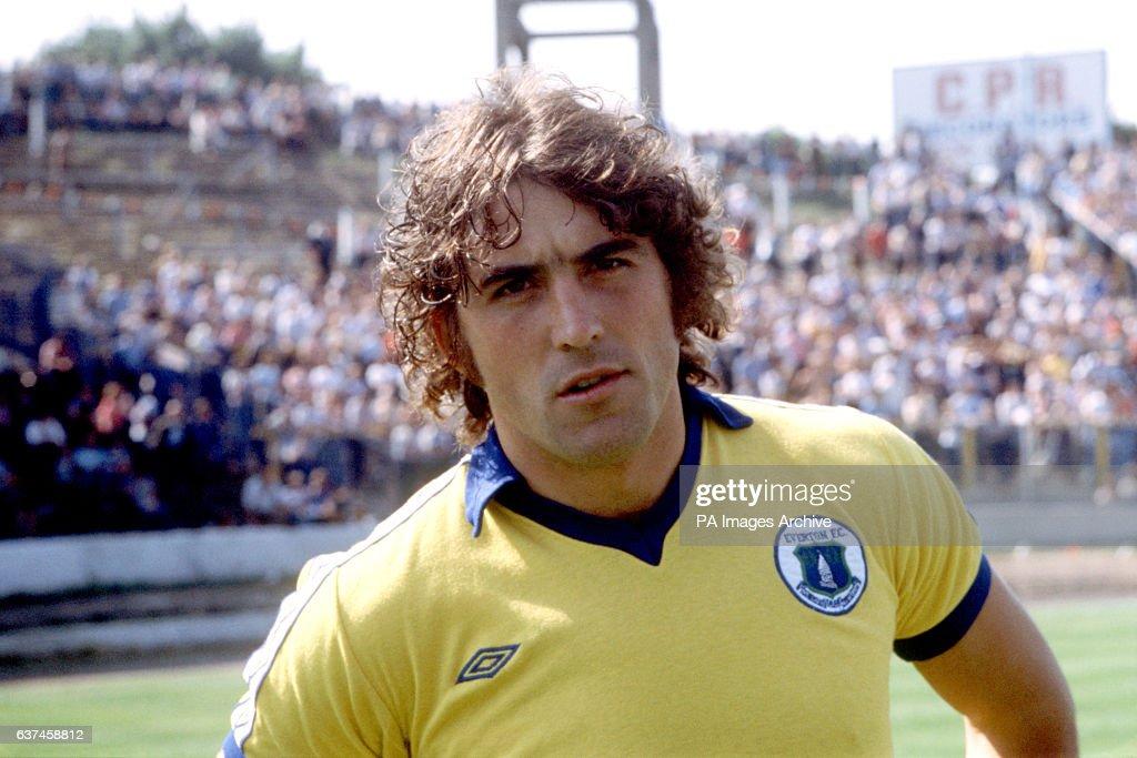Bob Latchford, Everton