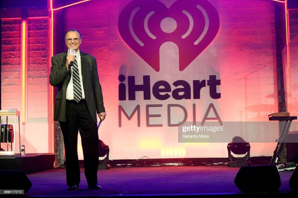 Bob Liodice, President and CEO for ANA speakes at a dinner party hosted by iHeartMedia during the ANA Masters of Marketing annual conference on October 5, 2017 in Orlando, Florida.