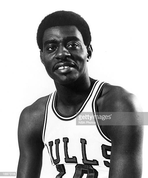Bob Love of the Chicago Bulls poses for a portrait in Chicago Illinios NOTE TO USER User expressly acknowledges and agrees that by downloading and or...