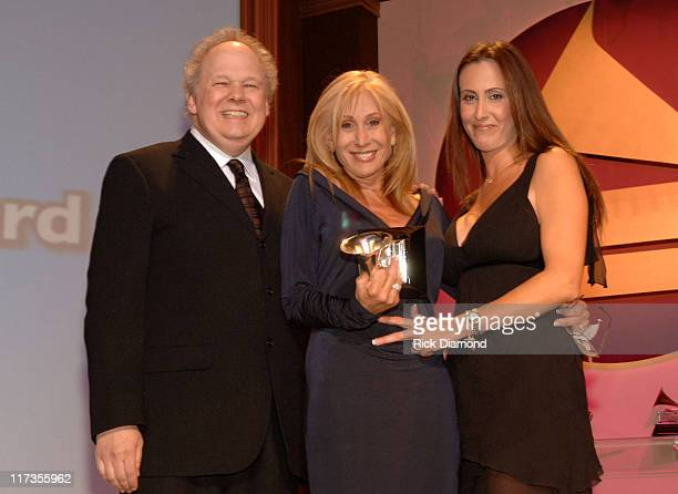 Bob Ludwig Cheryl Dowd and Dana Dowd during The 48th Annual GRAMMY Awards Special Merit Awards Ceremony at Wilshire Ebell Theatre in Los Angeles...