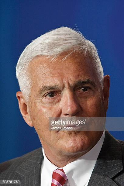 Bob Lutz Vice Chairman of General Motors at the 2009 North American International Auto Show in Detroit